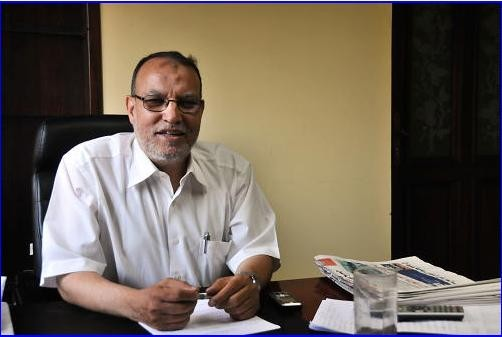 Essam el-Erianvice, Chairman Muslim Brotherhood's Freedom & Justice Party (Egypt)