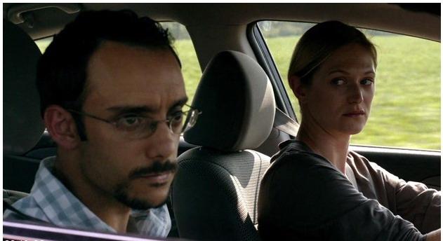Terrorist Raqim Faisel and blonde wife