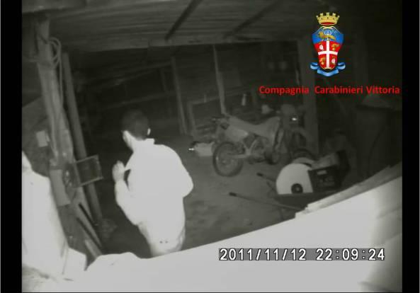 Surveillance camera images