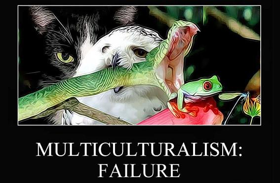 Multiculturalism-failure