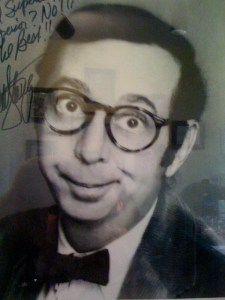 Arnold Stang, nerdy character actor who died in 2009