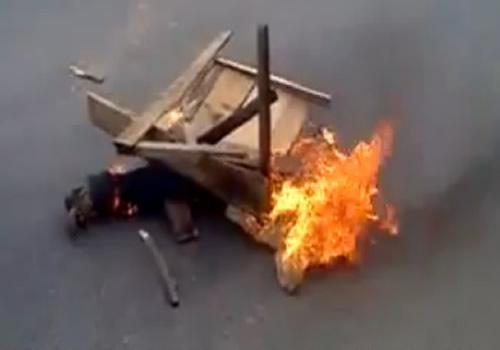 man-burned-dead