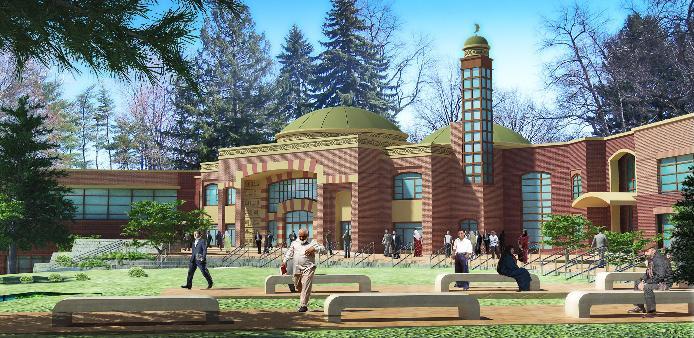 Proposed Islamic Indoctrination Center
