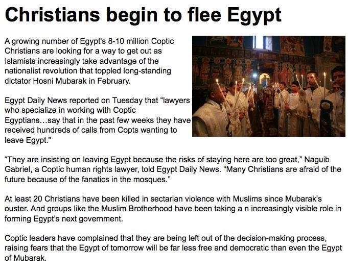 Copts-fleeing-Egypt1