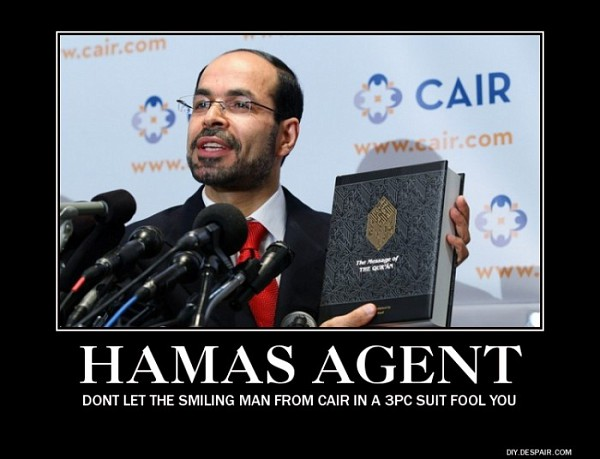 CAIR EXECUTIVE DIRECTOR NIHAD AWAD