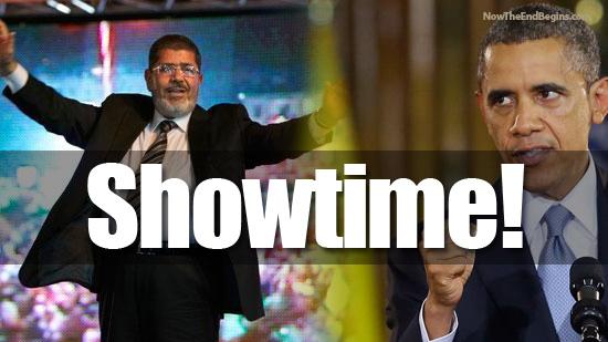 obama-apoya-Morsi-as-key-regional-player-dictador-faraón-clinton-egipto