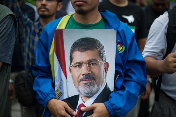 MALAYSIA-EGYPT-POLITICS-UNREST