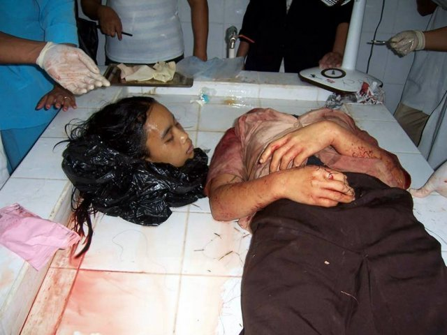 CHRISTIAN SCHOOLGIRL BEHEADED IN INDONESIA FOR BEING A CHRISTIAN