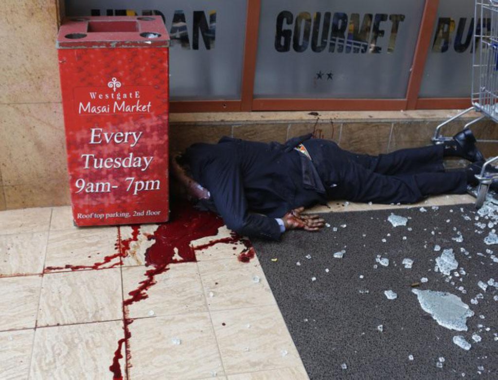 Centro Comercial Nairobi masacre