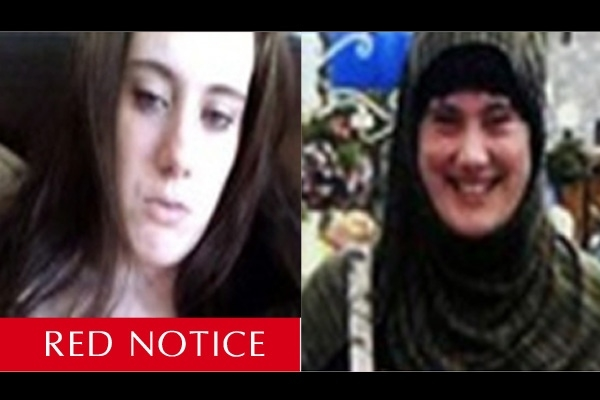 Samantha Lewthwaite  White Widow  Kenya  Nairobi  Interpol  Matt