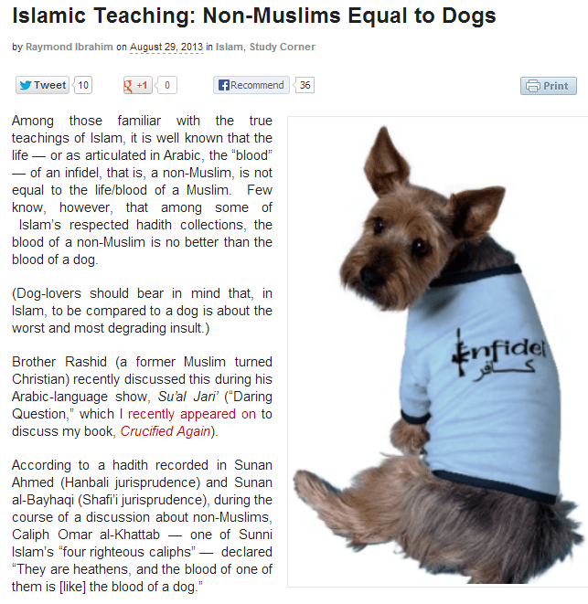Image result for muslims murder dogs