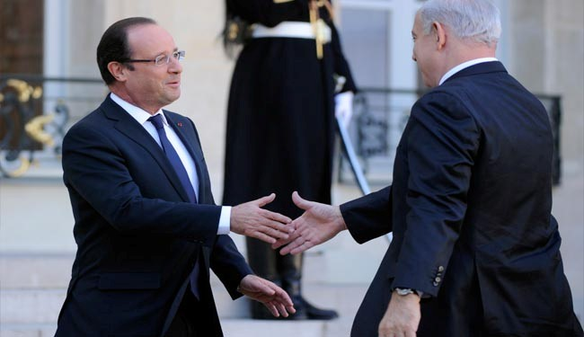 Report: US, Israel may hack French president