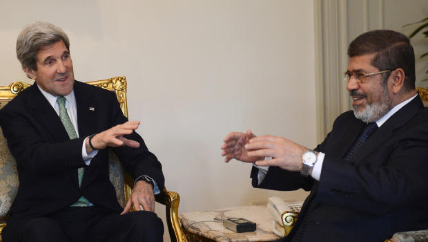 Kerry/IObama tried hard to keep Mohamed Morsi in power