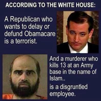 Cruz Terrorist