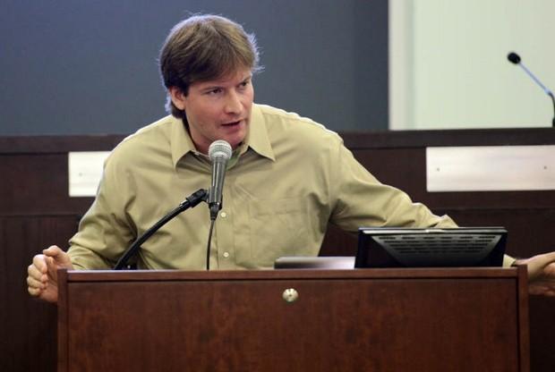 University of Central Florida Professor Jonathan Matusitz