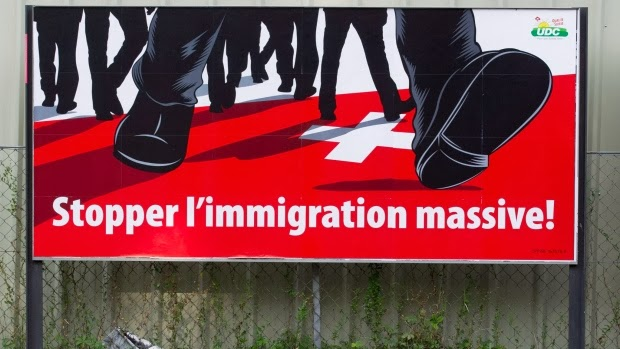 Switzerland has just passed a major referendum which will severely reduce Muslim immigration