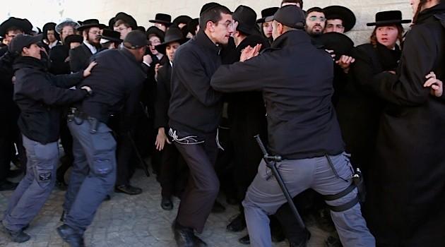 Haredi-protests-draft-2814