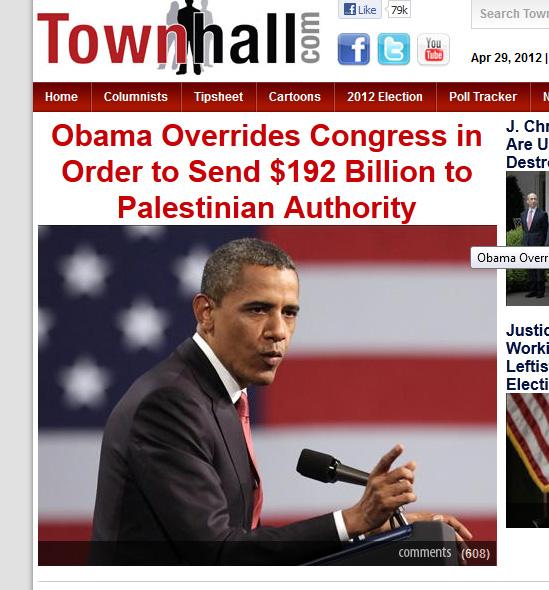 Palestine Billions
