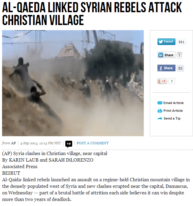 syrain-al-qaida-attack-christian-village-4.9.2013