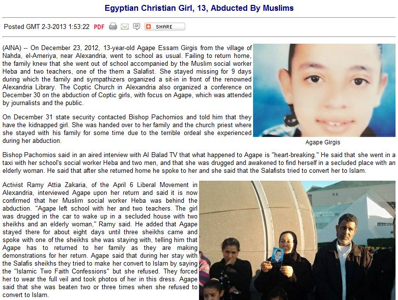 egyptian-christian-girl-abducted-by-muslims-trying-to-convert-her-7.2.2013