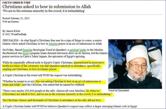 Qaradawi-intimida-christians1