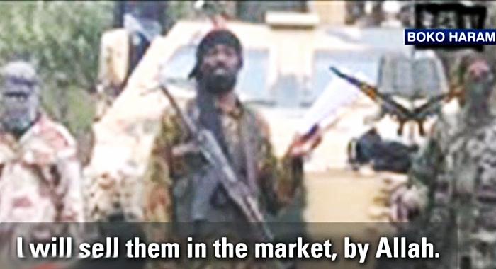 Boko Haram-líder nigeriano-girls