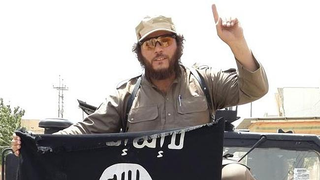 Khaled Sharrouf with ISIS in Iraq