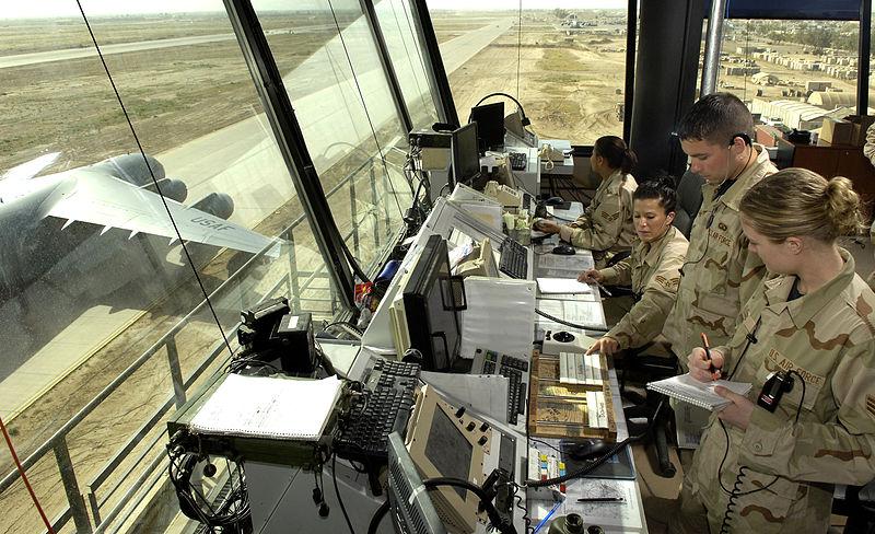 Balad Air Force Base Tower