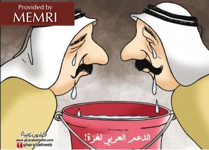 """The Arab aid to Gaza"""