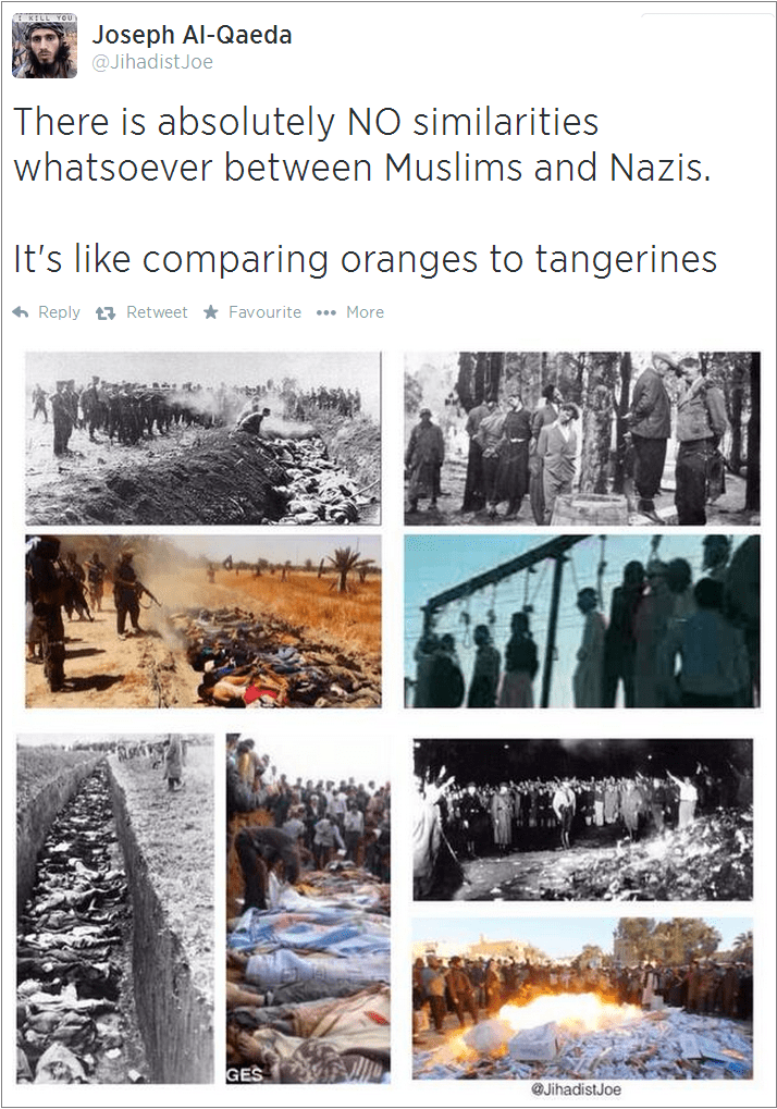 JihadistJoe-on-musulmanes-y los nazis
