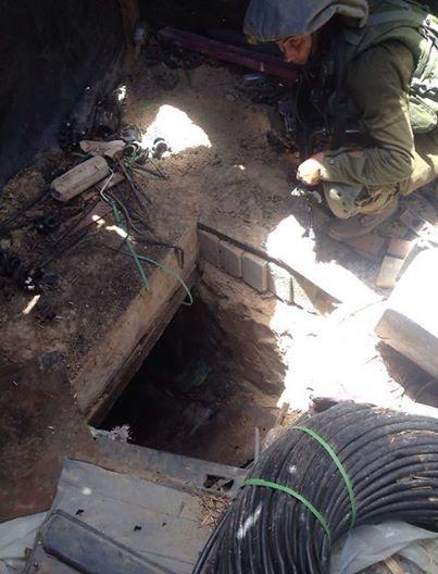 Gaza Terror Tunnel