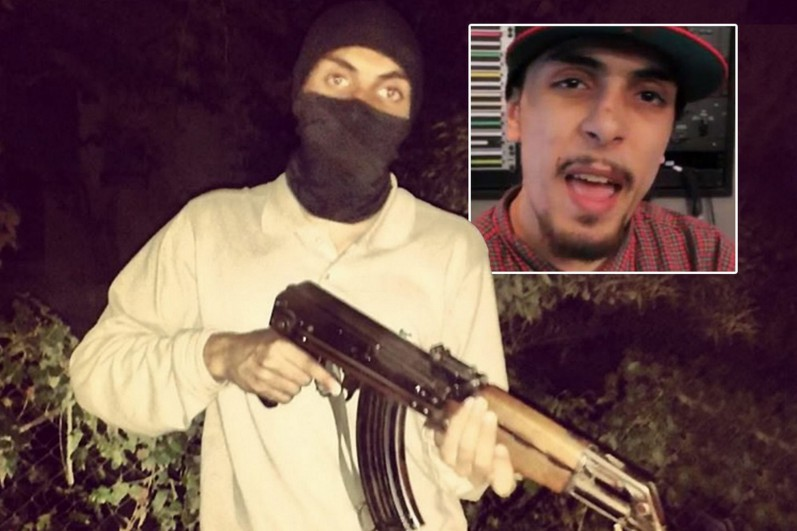 'Jihadi John' from London, thought to be the beheader of American journalist James Foley