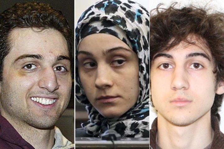 Family 'terrorist' ties