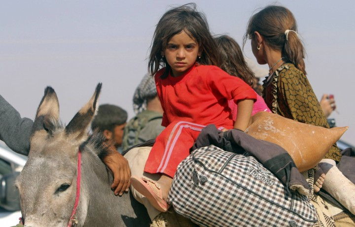 yazidi-refugees-face-rough-living-conditions-mount-sinjar