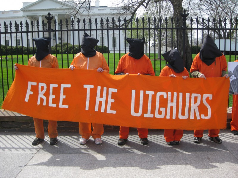 'Free the Uighurs' actually means China should cave to Muslim demands for a separate Islamic state