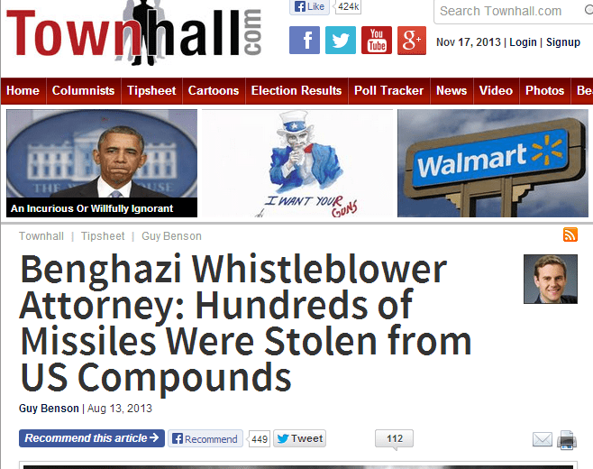Benghazi-Whistleblower-Attorney-Hundreds-of-Missiles-Were-Stolen-from-US-Compounds