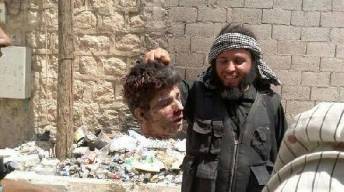 SYRIA: More Beheadings By Islamic Jihadists (WARNING: Very