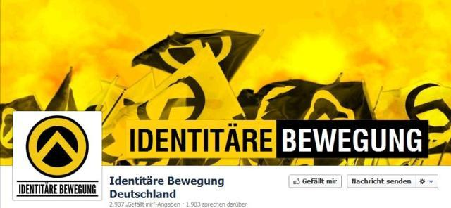 Young German patriots have joined the French 'Generation Identity' movement against Islamization and Multiculturalism