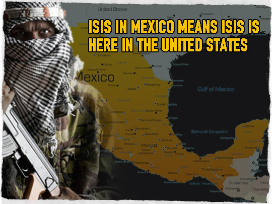 ISIS-Mexico