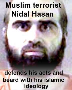 Nidal Hasan-musulmán-Forrt-Hood-terrorista