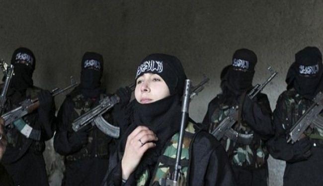 """نساء اوكرانيات بصفوف """"داعش"""" في الموصل"""