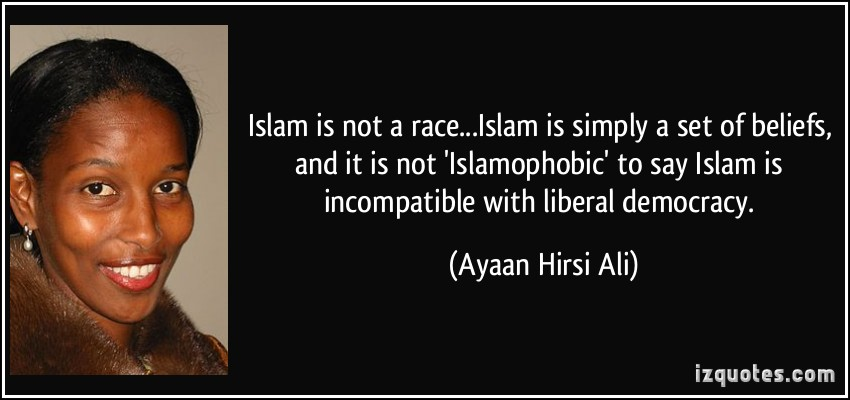 Image result for pic of aryan hirsi ali