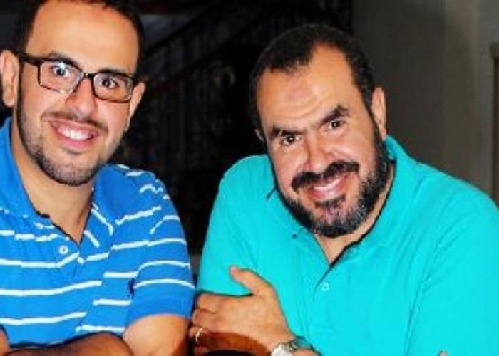 Mohamed and his Muslim Brotherhood papa, Saleh