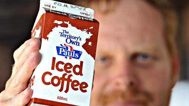 Territorians have flooded social media with threats to boycott Paul's Iced Coffee over its halal certification