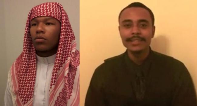 Brandon Muhammad & Olajuwon Ali