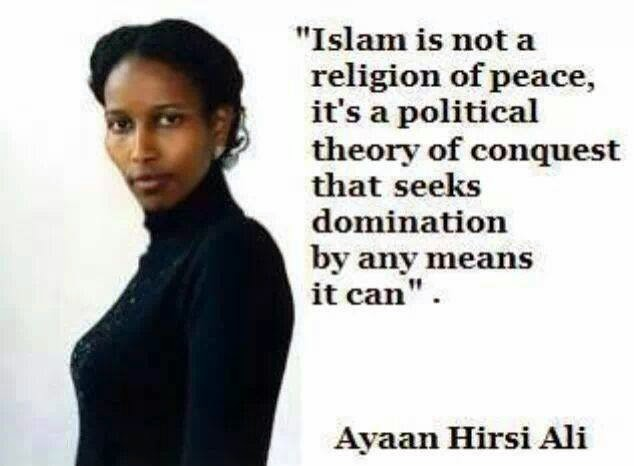 Islam - Ayaan Hirsi Ali - BNI 14 04 13