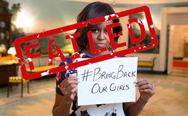 MichelleObamaBringBackOurGirls