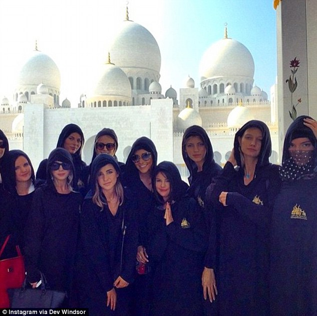 ABU DHABI: Muslims outraged at Selena Gomez for showing
