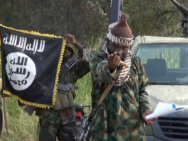 The face of Boko Haram (which means Western education is sin)