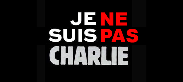 "TRANSLATION: ""I am NOT Charlie"""